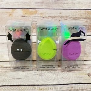 Wet n Wild Halloween Makeup Sponge Set of 3